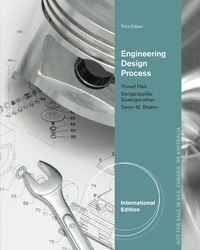 Engineering Design Process, International Edition