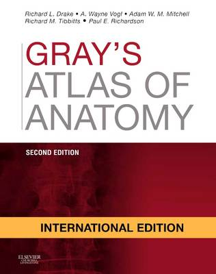 GRAY'S ATLAS OF ANATOMY IE