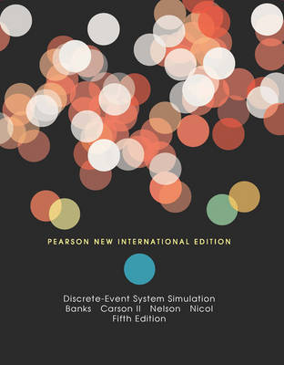 DISCRETE EVENT SYSTEM SIMULATION NEW ISE