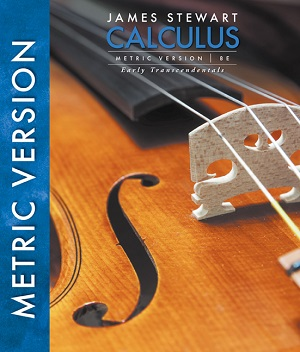 CALCULUS EARLY TRANSCENDENTALS INTERNATIONAL METRIC VERSION VOL 3