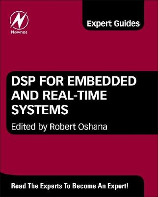 DSP FOR EMBEDDED AND REAL TIME SYSTEMS