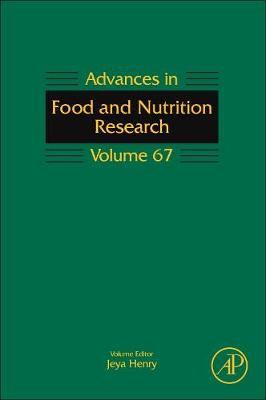 ADVANCES IN FOOD AND NUTRITION RESEARCH 67